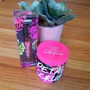 Victoria's Secret Bombshell Wildflower Bundle
